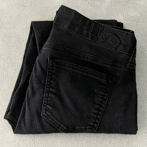 Black KUT from the Kloth Ankle Skinny Jeans